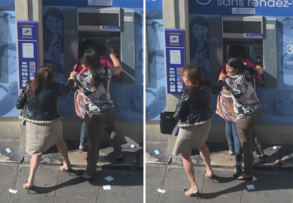 UNILAD woman mugged WEB 24 Woman Robbed At Cash Point In Broad Daylight, Nobody Helps