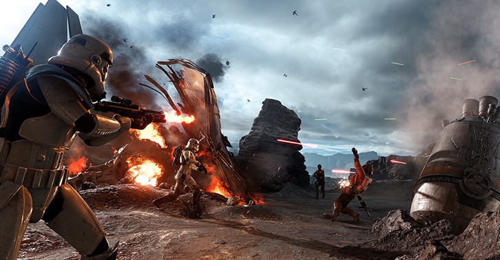 battlefrontfacebook Heres What To Expect From The Star Wars Battlefront Open Beta