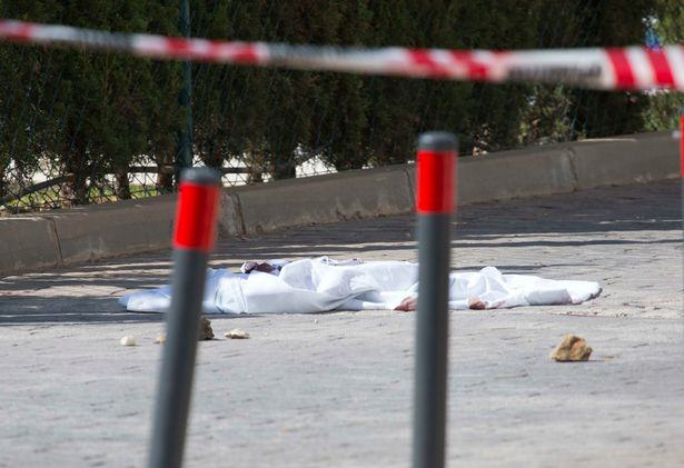bloodbath5 Irish Gangster Gunned Down By Masked Assassin In Costa Del Sol Bloodbath