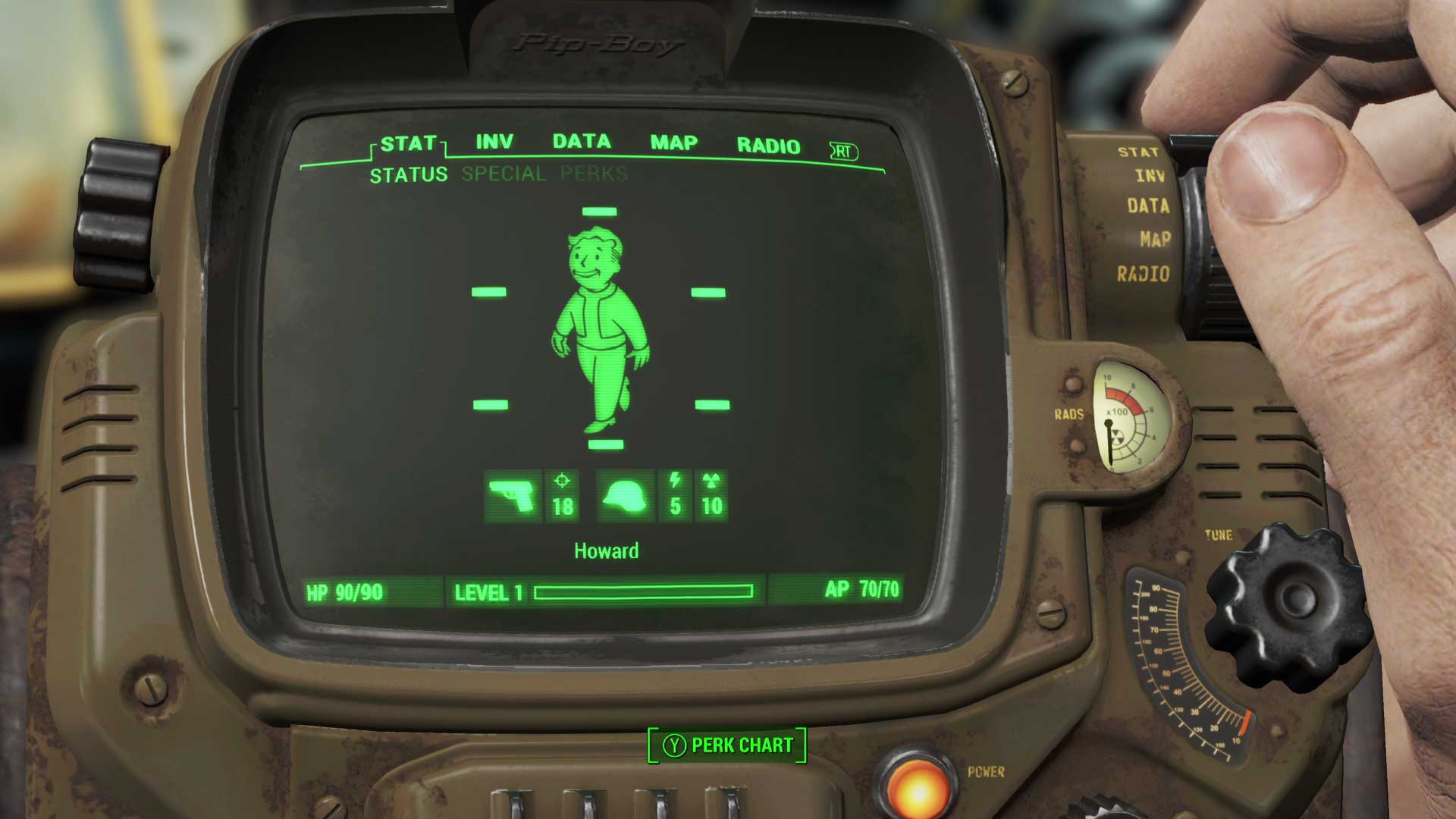 New Video Showing Fallout 4s Character System Is Pretty Perk y fallout 4 e3 2015 14
