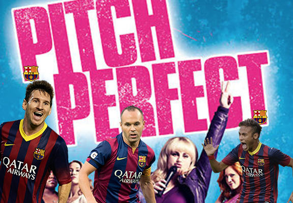 fcb yes If Football Clubs Were Films, Heres What They Would Be...