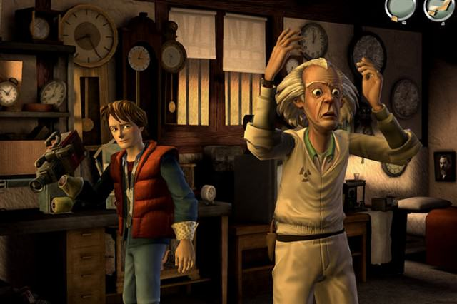 Telltale Re-Release Back To The Future Games For Film's 30th Anniversary