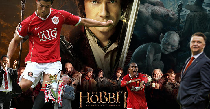 hobbit yes If Football Clubs Were Films, Heres What They Would Be...