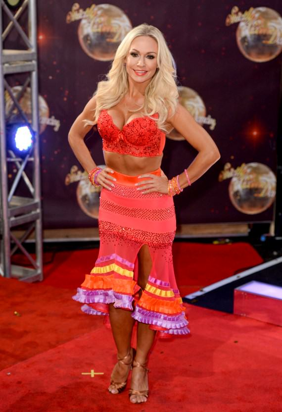 o KRISTINA RIHANOFF 570 Doug Peters The BBC Might Be About To Ban These Raunchy Calendars