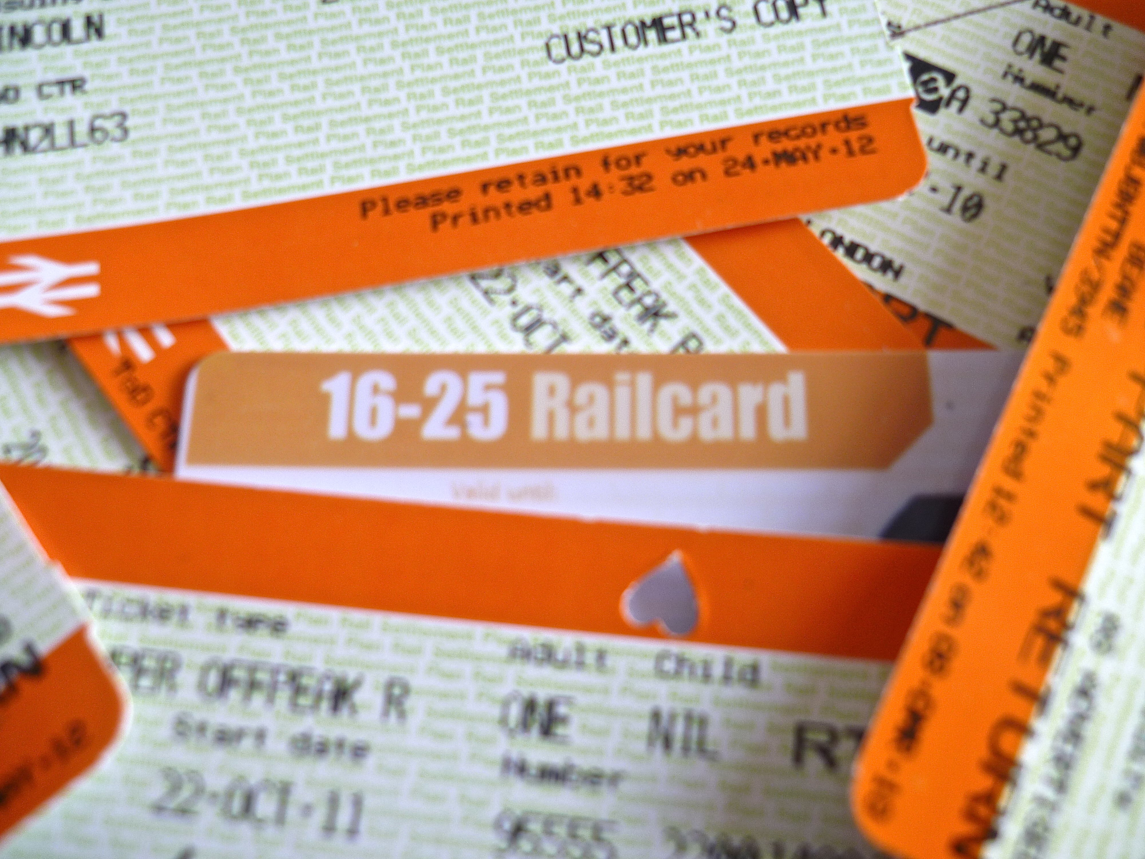 railcard app 1 New Mobile App Could Be A Lifesaver For When You Forget Your Railcard