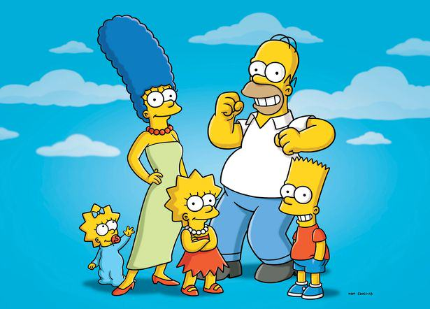 Is This How And When The Simpsons Will End? simpsons end 1