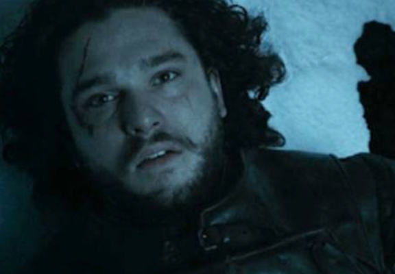 snow dead web Pictures From Game Of Thrones Filming May Show How Jon Snow Is Still Alive