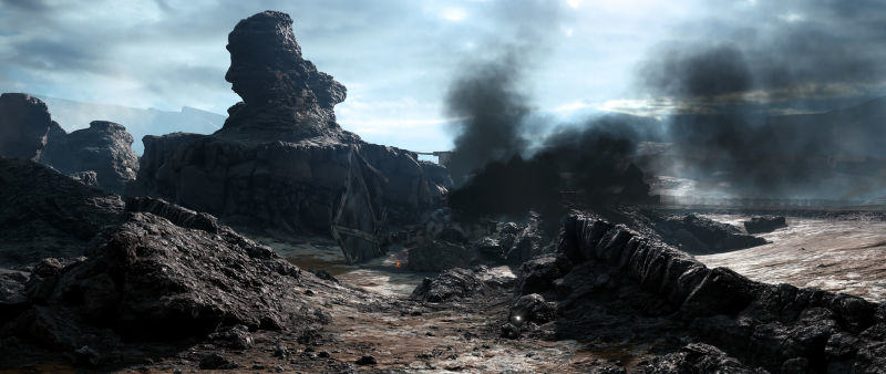 UNILAD 147176882368864694911 These Fan Made Star Wars Battlefront Screenshots And Cinematic Are Incredible