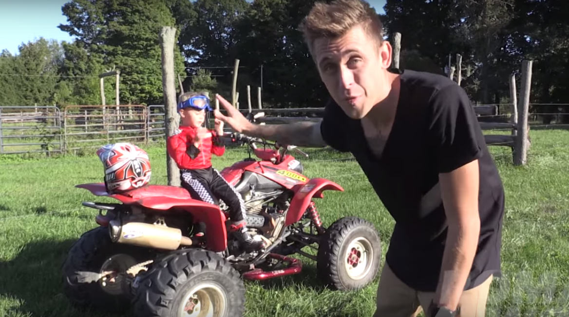 Roman Atwood Just Killed His Child In Most Controversial Prank Yet UNILAD 216