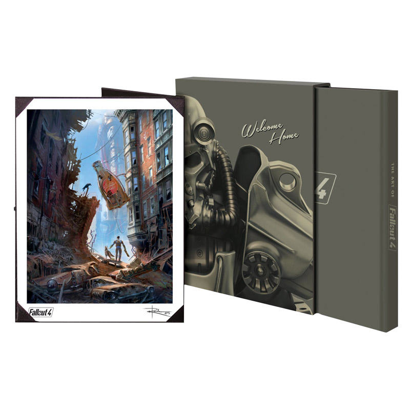 UNILAD 2952719 book fo fo4artbook full6102 Bethesda Launch Huge Fallout Sale With Heaps Of Themed Swag
