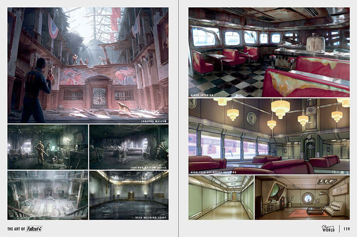 UNILAD 2957266 481682 Bethesda Have Released Some Absolutely Beautiful Fallout 4 Concept Art