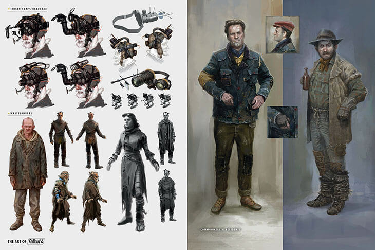 UNILAD 2957268 680000 Bethesda Have Released Some Absolutely Beautiful Fallout 4 Concept Art