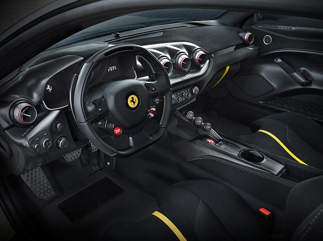 UNILAD 515 This Brand New Ferrari Is Really F*cking Powerful