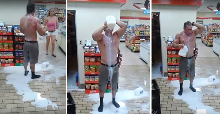UNILAD FaceThumb43221 Man Gets Pepper Sprayed, Runs Into Store, Pours All The Milk In His Eyes
