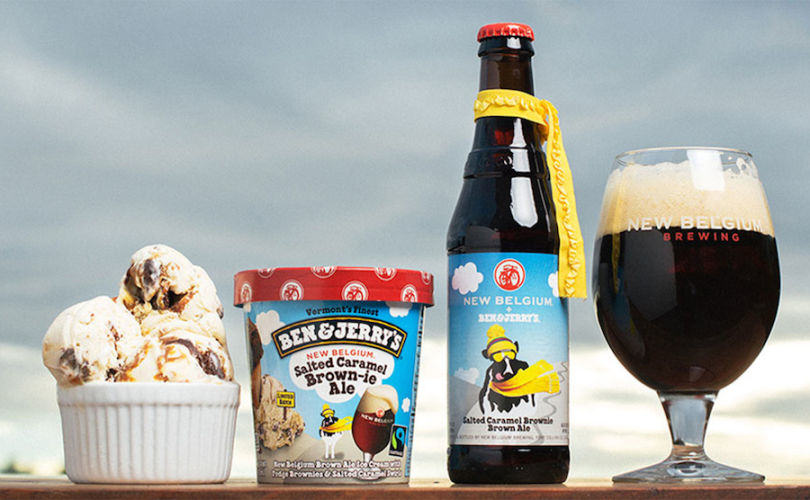 Ben And Jerrys Announce Booze Flavoured Ice Cream And It Sounds Delicious UNILAD benandjerry beericecream 00 810x50013692