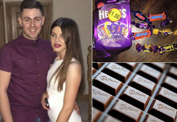 Dad To Be Complains About Cadbury Chocolate In Best Possible Way UNILAD cadbury web89850