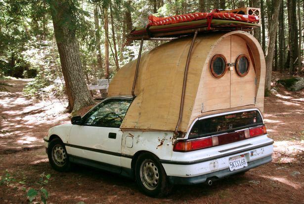 UNILAD car13 These Amazing Cabins Will Make You Want To Quit Your Job And Move