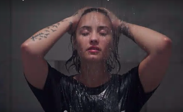 Demi Lovato Did Nude Shoot To Raise Awareness About Eating Disorders UNILAD dl4