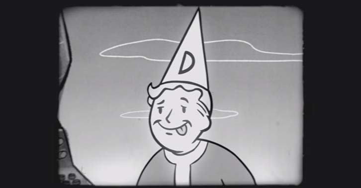 UNILAD fallout371 It Pays To Be Intelligent In The Fallout 4 Wasteland