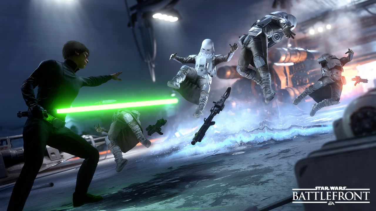 UNILAD featuredImage.img 10 What We Learned From The Star Wars Battlefront Beta