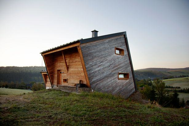 UNILAD germany5 These Amazing Cabins Will Make You Want To Quit Your Job And Move