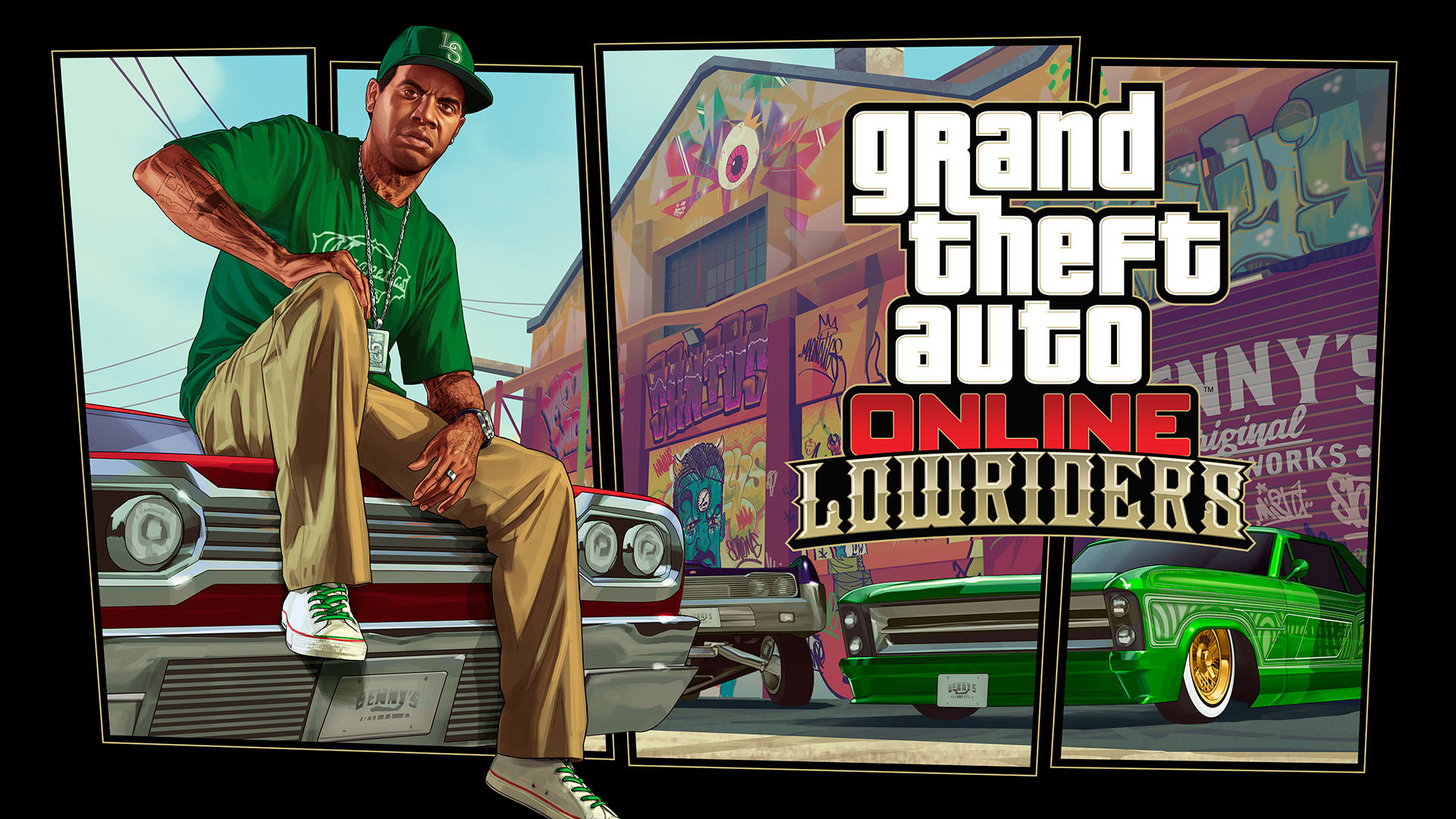 UNILAD gtao lowriders 1920x108054936 Lowriders Bounce Into GTA Online With Slick New Trailer