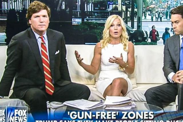 Fox News Says People In Australia Have No Freedom, Because No Guns