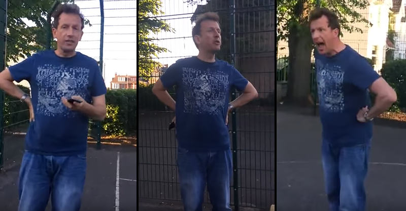 UNILAD ha80256 Move Over Ronnie Pickering, Theres A New Angry Shouting Man In Town