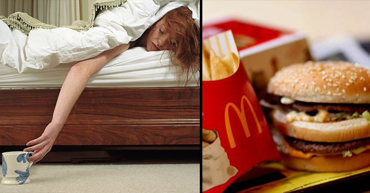 UNILAD hangover help 413 New Hangover Delivery Service Brings McDonalds And KFC To Your Door