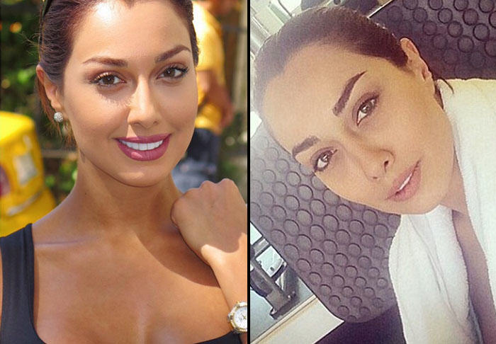 UNILAD hijab896091 Iranian Actress Forced Into Exile For Posting Selfies Without Wearing A Hijab