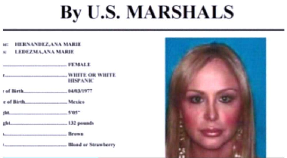 UNILAD la muneca85449 Meet Ana Marie Hernandez, A Mexican Cocaine Cartel Boss Busted On The Run