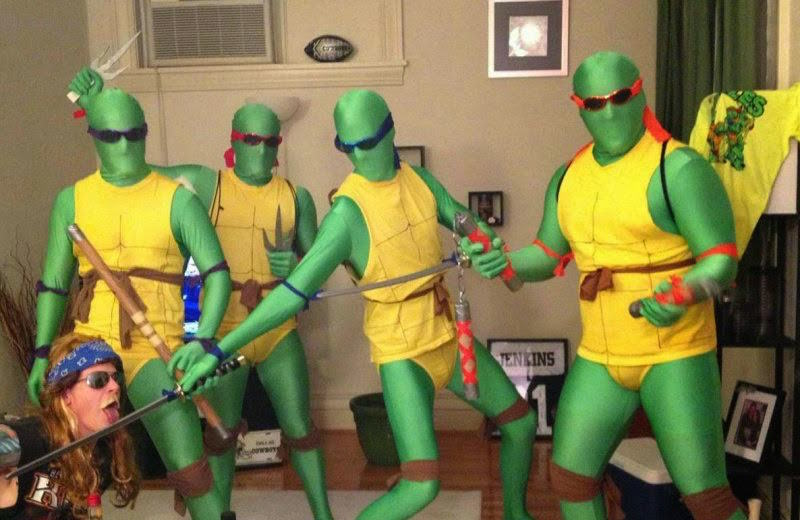 UNILAD ninjaa69209 Here Are This Year's Most Predictable Halloween Costumes