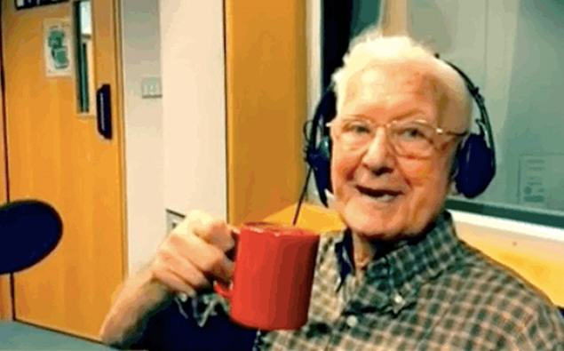 UNILAD oldmanmain30035 95 Year Old Man Calls Radio Station Because Hes Lonely, Gets Invited On