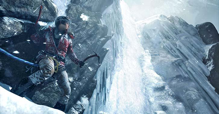 UNILAD raider46 Rise Of The Tomb Raider Will Feature Card Based Microtransactions