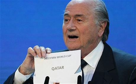 Sepp Blatter Claims Russia Was Given World Cup Before Vote UNILAD sepp wc quatar5561