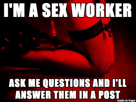 UNILAD sexw122 Sex Worker Invites Questions From Public, Answers Them All