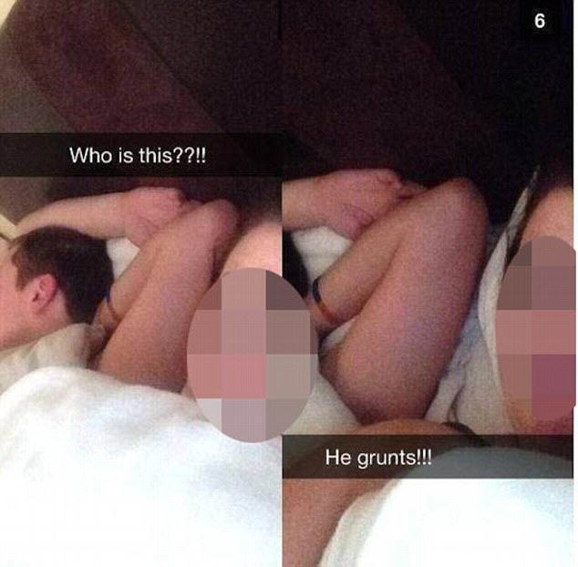 Netflix And Chill Has Officially Gone Too Far Judging By These Oversharing Snapchats UNILAD snapchat lol 1331963
