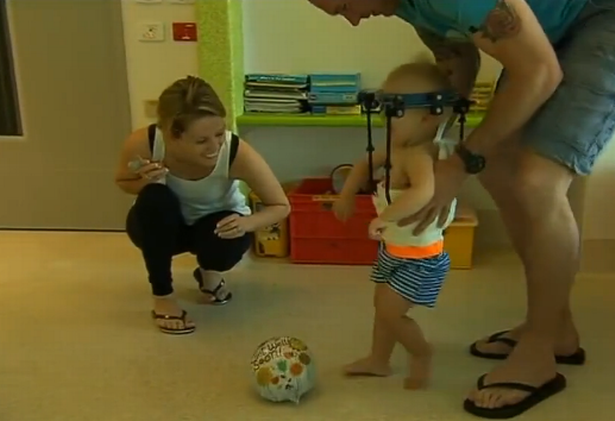 UNILAD todddler16 Doctors Reattach Toddlers Decapitated Head In Medical Miracle