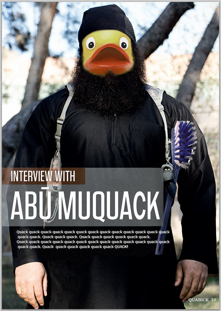 121 People Are Trolling The Shit Out Of ISIS Using Rubber Ducks