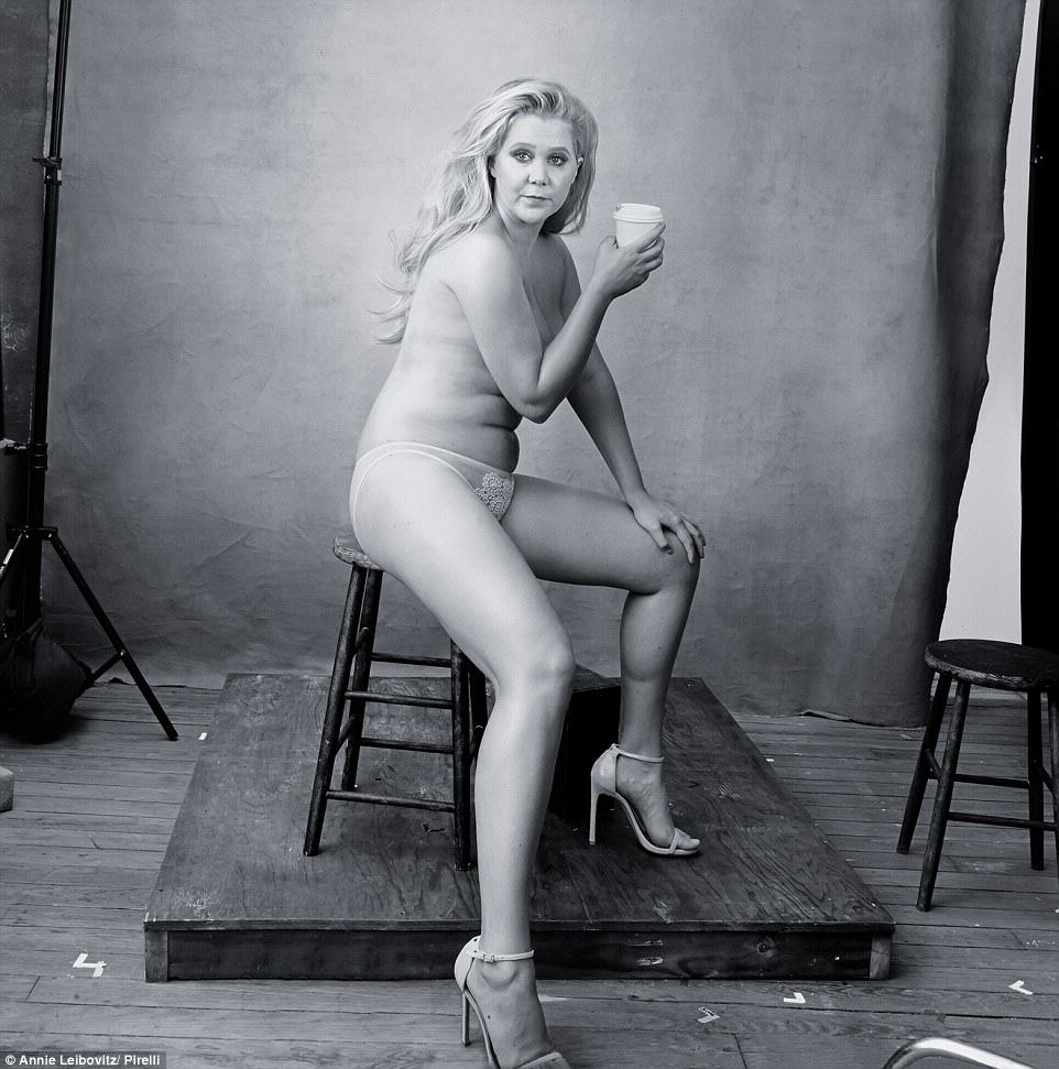 Pirelli Have Gone In A Different Direction For Their 2016 Calendar 211
