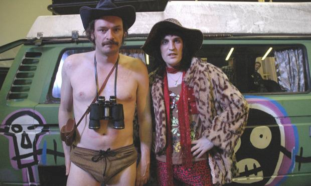 Mighty Boosh Barratt Fiel 014 With BBC 3 Set To Close We Look At Its Five Best Shows