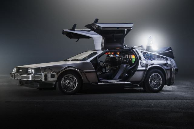 TeamTimeCar.com BTTF DeLorean Time Machine OtoGodfrey.com JMortonPhoto.com 07 640x426 Inventions We Want To See Created This Year