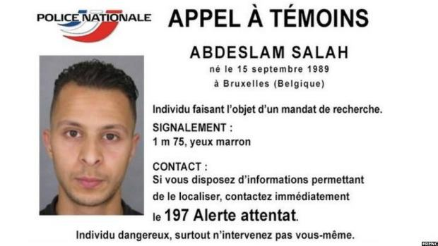 UNILAD 14476088902632336 Paris Attacks: Police Stopped Suspect At Belgian Border But Let Him Go