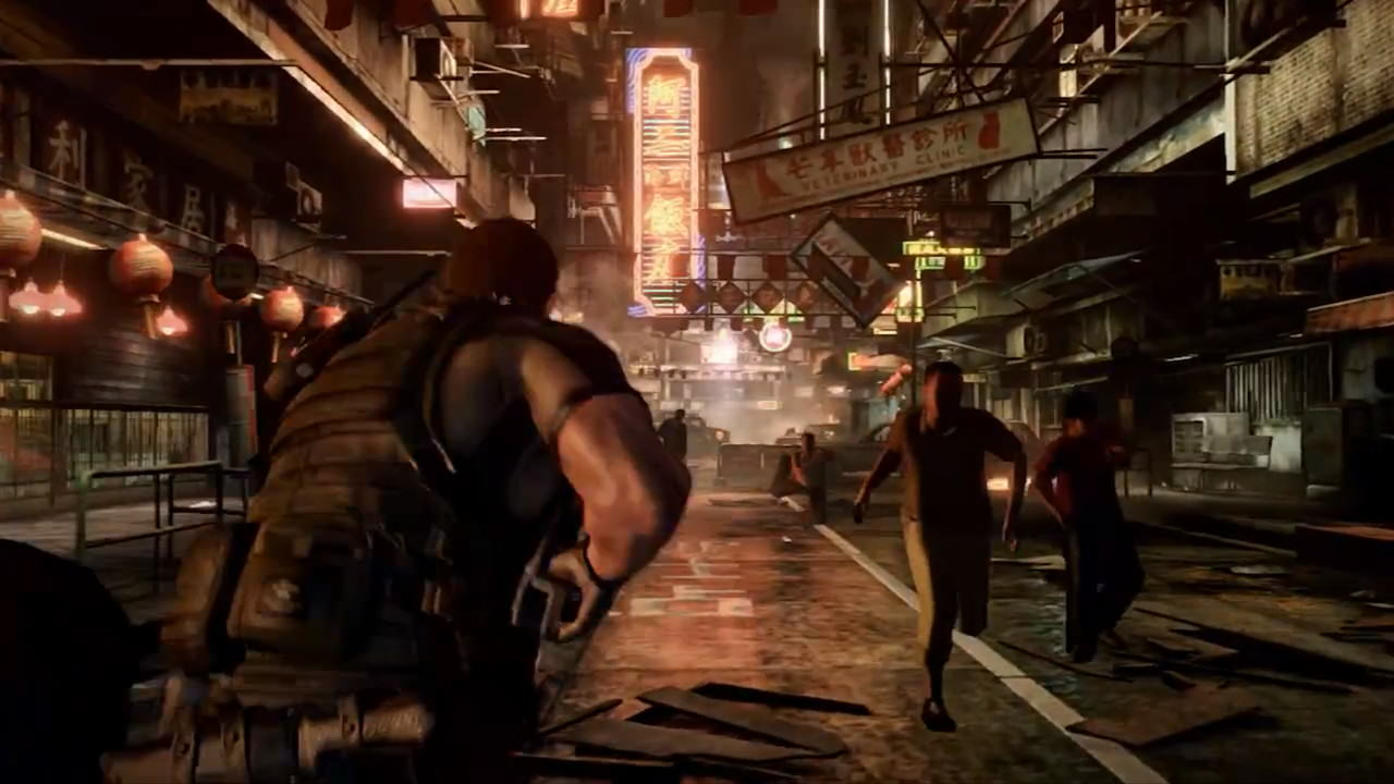 UNILAD 2363469 resident evil 6 screenshot 01469863 Looks Like Resident Evil 6 Could Be Heading For PS4 And Xbox One