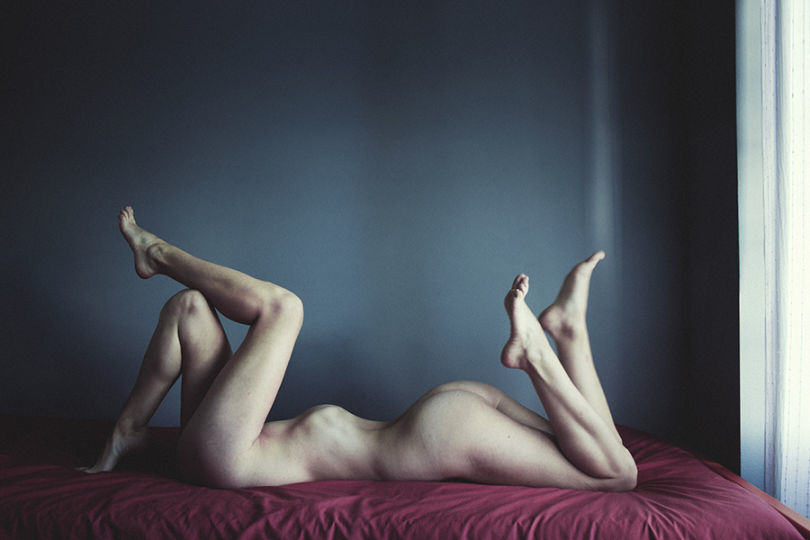 Photographer Takes Surreal Nudes To Explore Her Everyday Thoughts UNILAD 355633