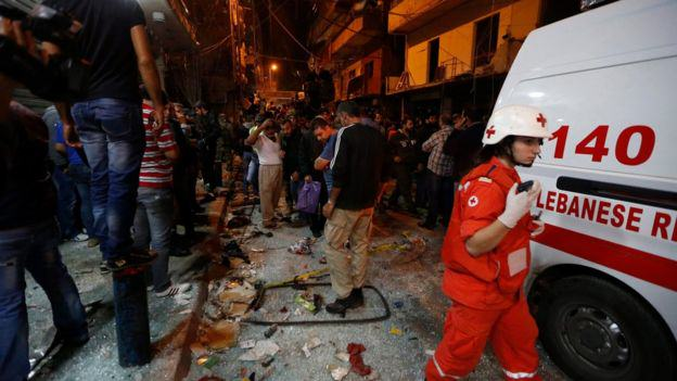 UNILAD 86660606 8666060393110 Beirut Attacks: 41 People Killed In Two Suicide Bombings
