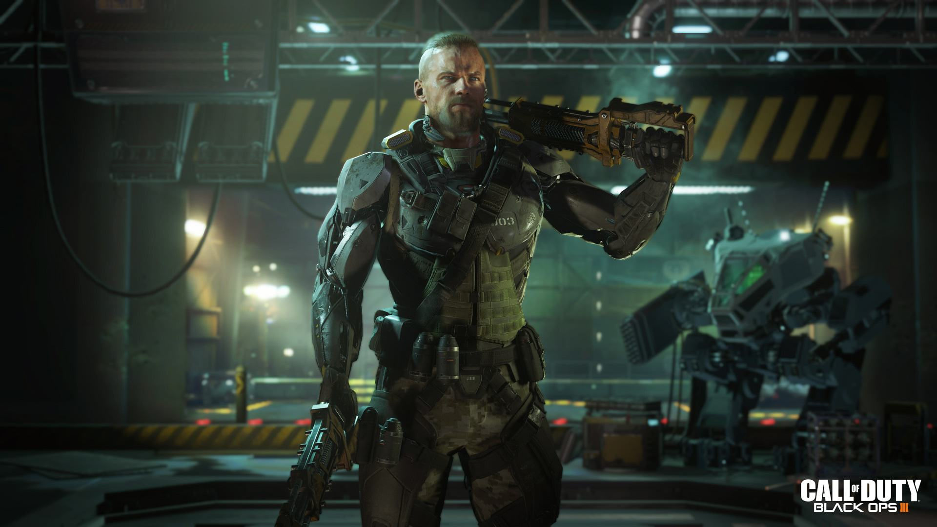 UNILAD Black Ops 3 Specialist Ruin48784 Call Of Duty: Black Ops III PC Version Will Get Modding Tools