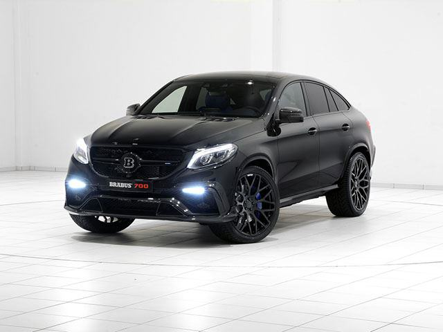 UNILAD Brabus67469 This Brand New Brabus SUV Is An Absolute Beast