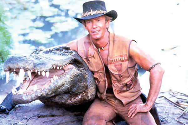 UNILAD Crocodile Dundee h125610 Ferocious Crocodiles Could Soon Be Replacing Guards At This Prison