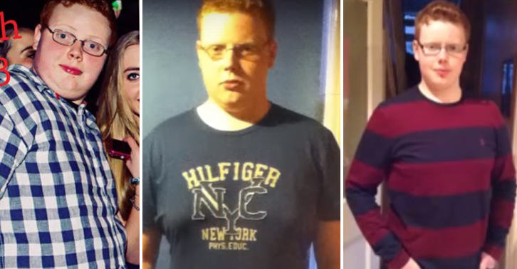 UNILAD FaceThumb76287 Embarrassing Club Photo Inspires Bullied Teenager To Lose Weight